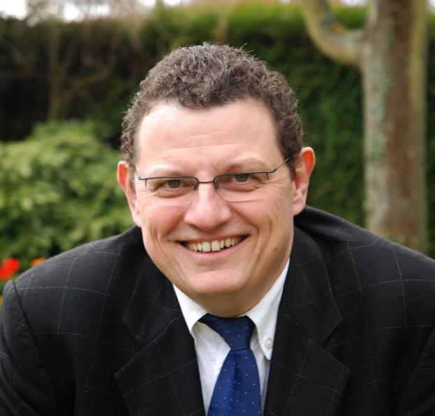 Portrait de Lean-Jacques Urvoy