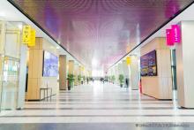 Photo du hall du centre Assas